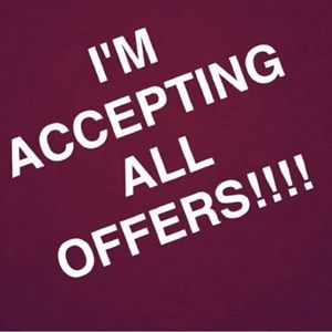 Tops - !!!!!!!! OFFER ME PRICES ON ANYTHING